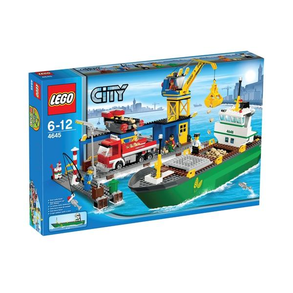 City Harbour LEGO