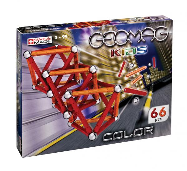 Geomag 66pc Colour Set