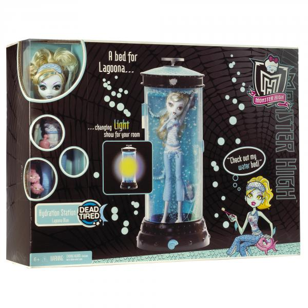 Monster High Lagoona's Hydration Station