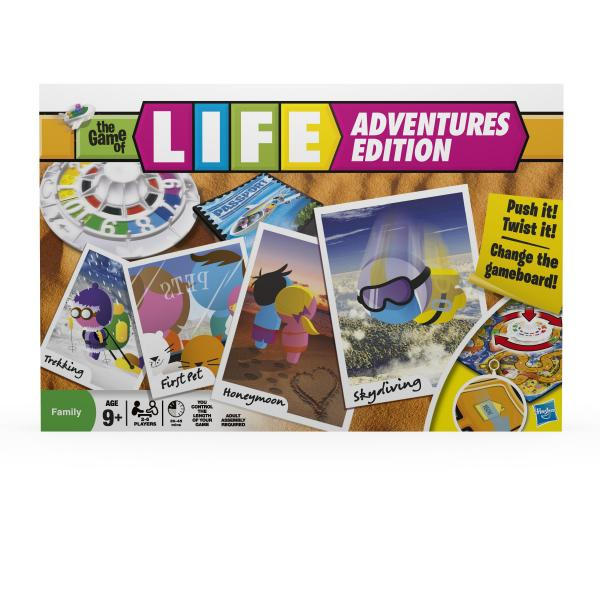 Game Of Life: Adventures Edition