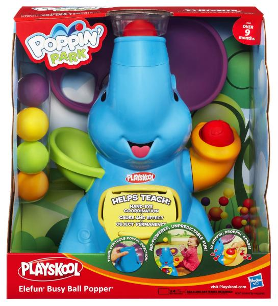 Elefun Busy Ball Popper