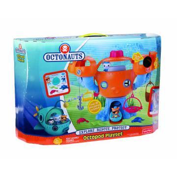Trend Octonauts Octopod Playset