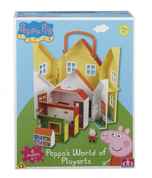Peppa's World of Playsets