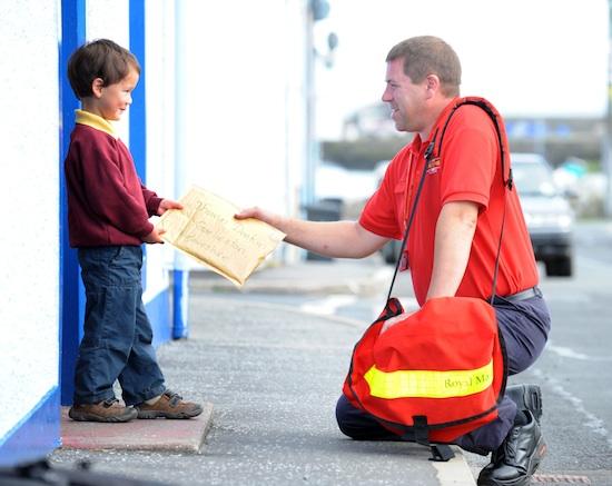 Postman Delivers