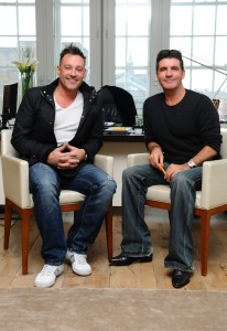 Simon Cowell Toby Anstis Have A Heart Hospices