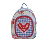Room Seven Blue Rose Backpack