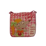Room Seven Coco Tomato Schoolbag
