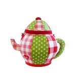 Room Seven Teapot Shaped Bag