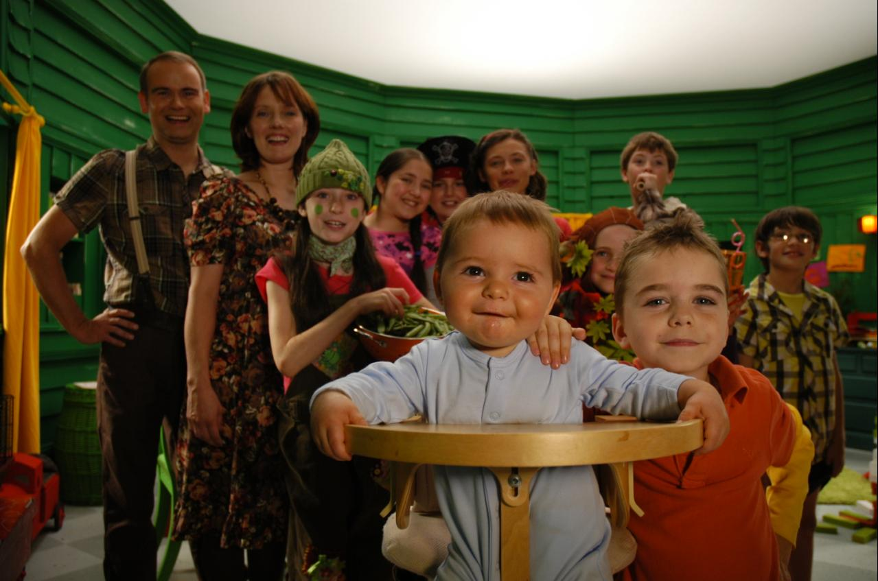 Baby Jake comes to CBeebies - Family Relationships Magazine