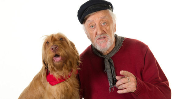 Old Jack's Boat: Bernard Cribbins & Salty the Dog