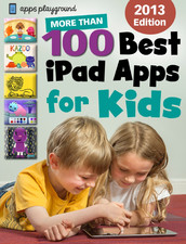 100 Best iPad Apps for Kids iBook