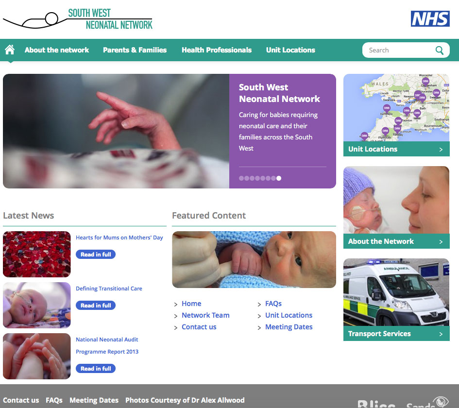 south-west-neonatal-network-site