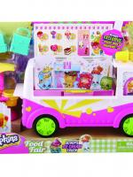 Shopkins Food Fair Scoops Ice Cream Truck