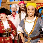 Swashbuckle Snow Joke - Christmas 2015